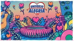Universo Alegria 2018 @ Porto Alegre