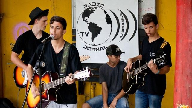 Inauguração Rádio Riachuelo