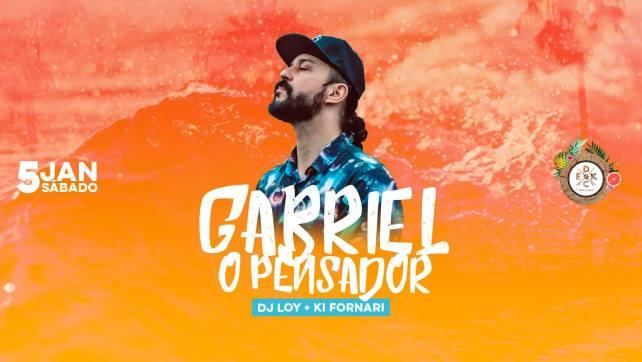 Gabriel O Pensador :: Deck22