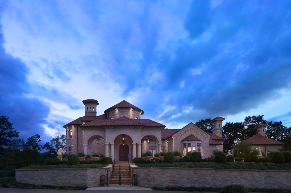 Magazine Features Area Firms Mansion The Blade
