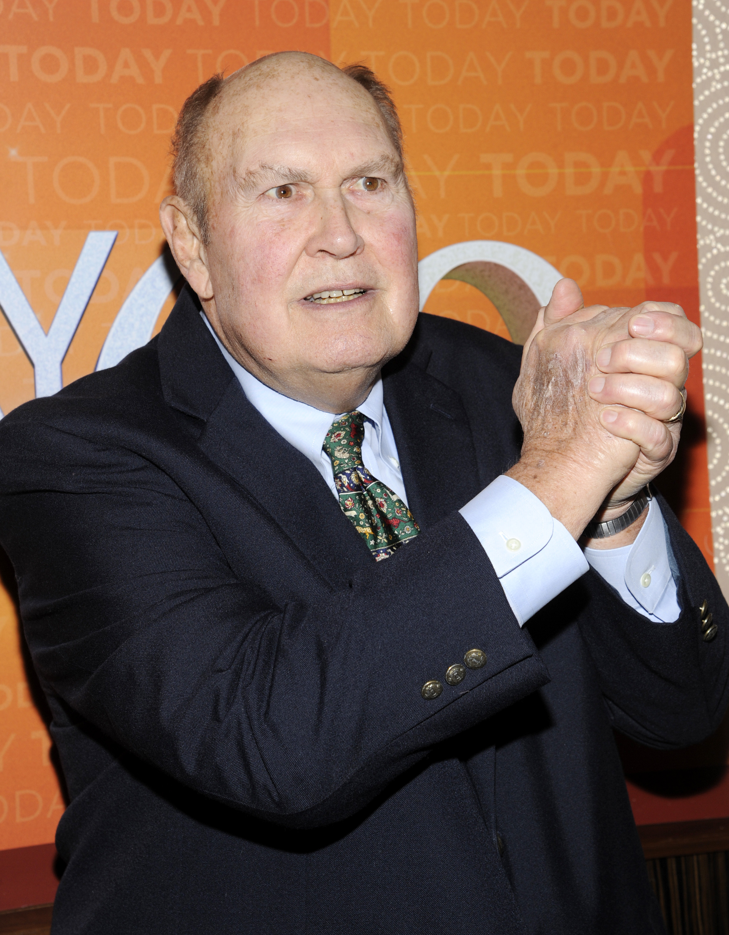 TVs Willard Scott Of Today Show Marries At 80 The Blade