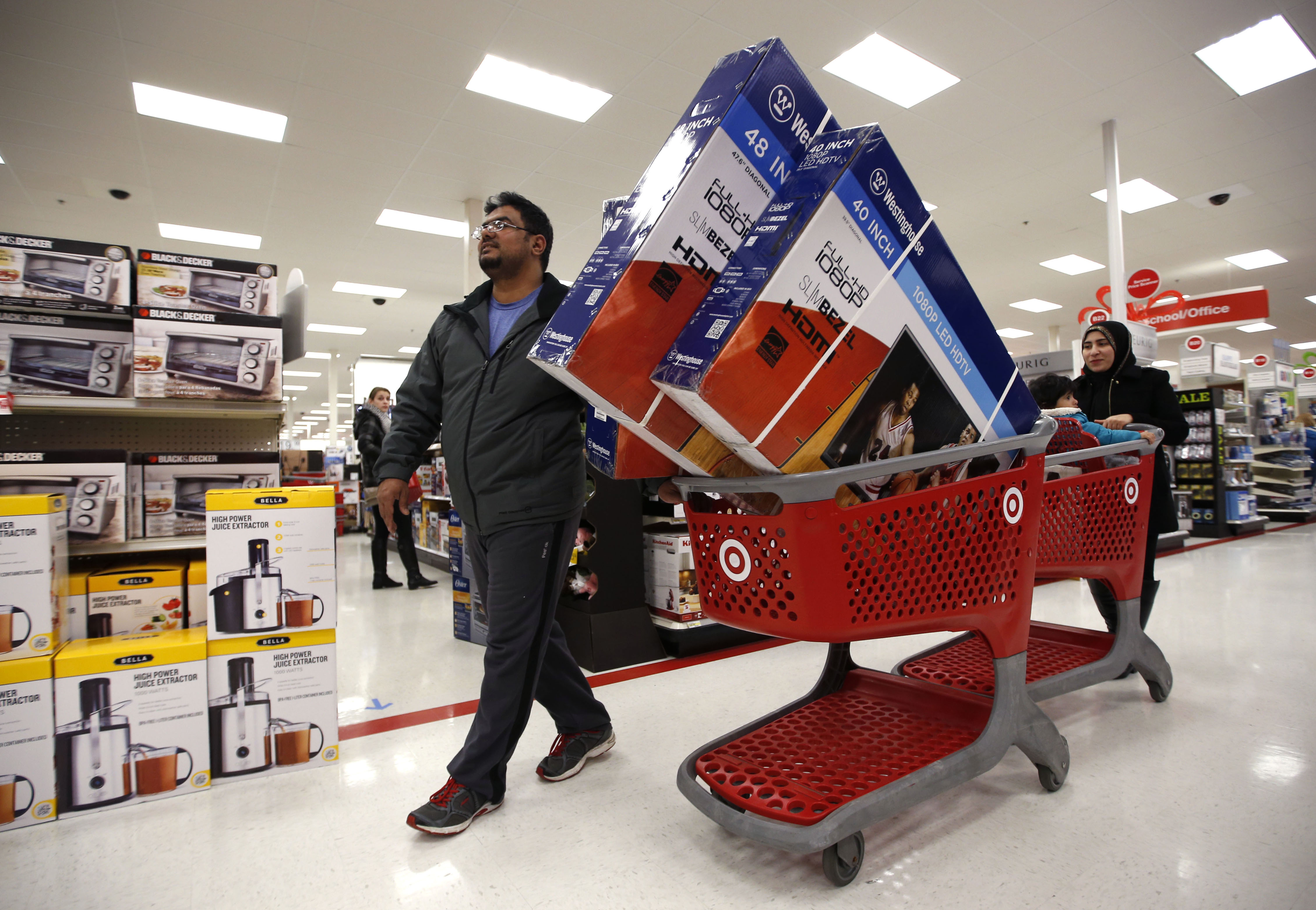 Black Friday Whats Happening Around The Country As The