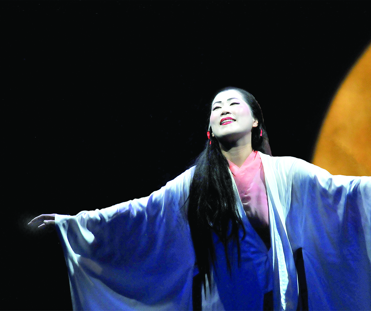 Madama Butterfly Gets An Update The Blade
