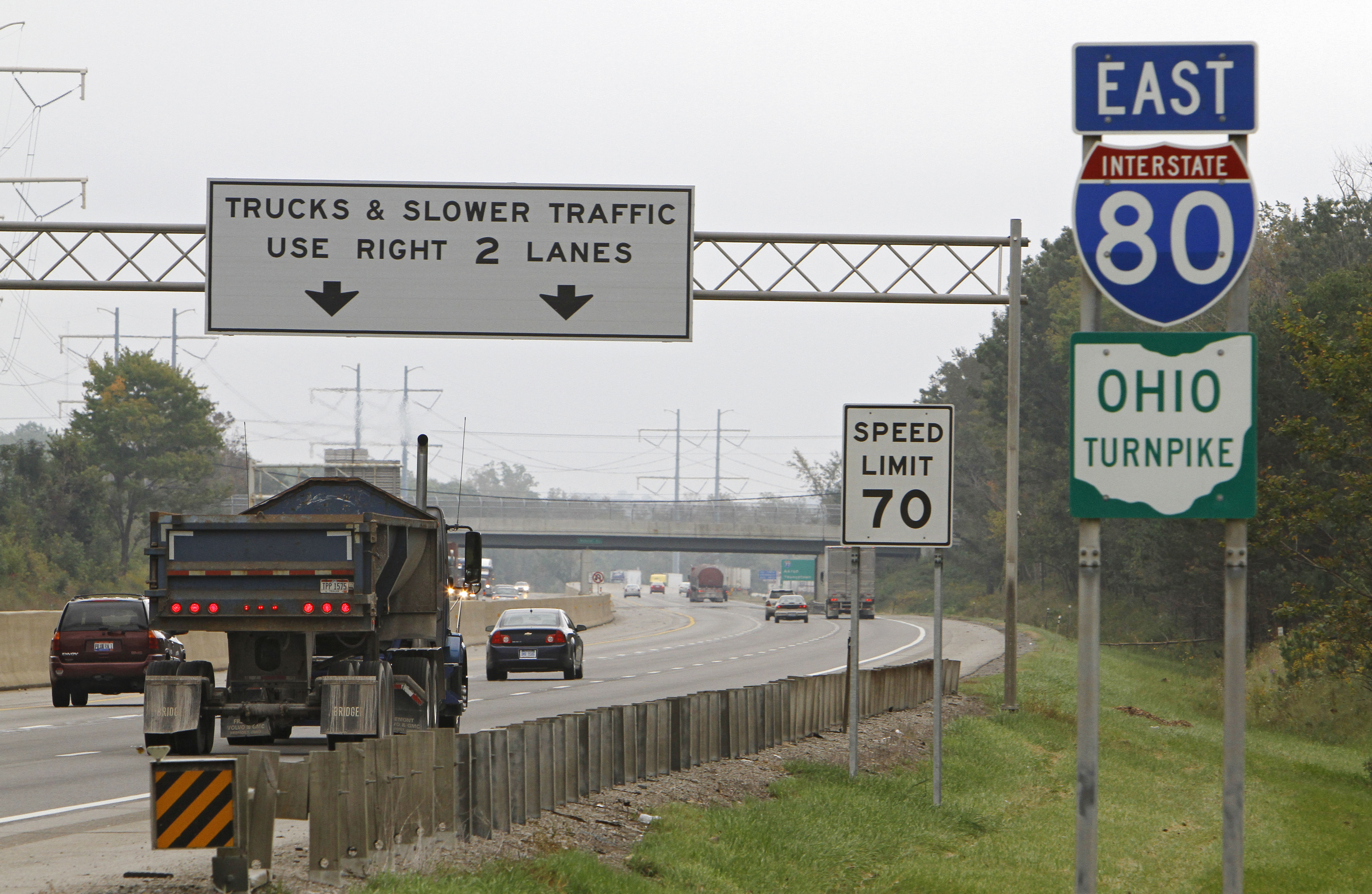 Self driving cars hit Ohio Turnpike within a year The Blade