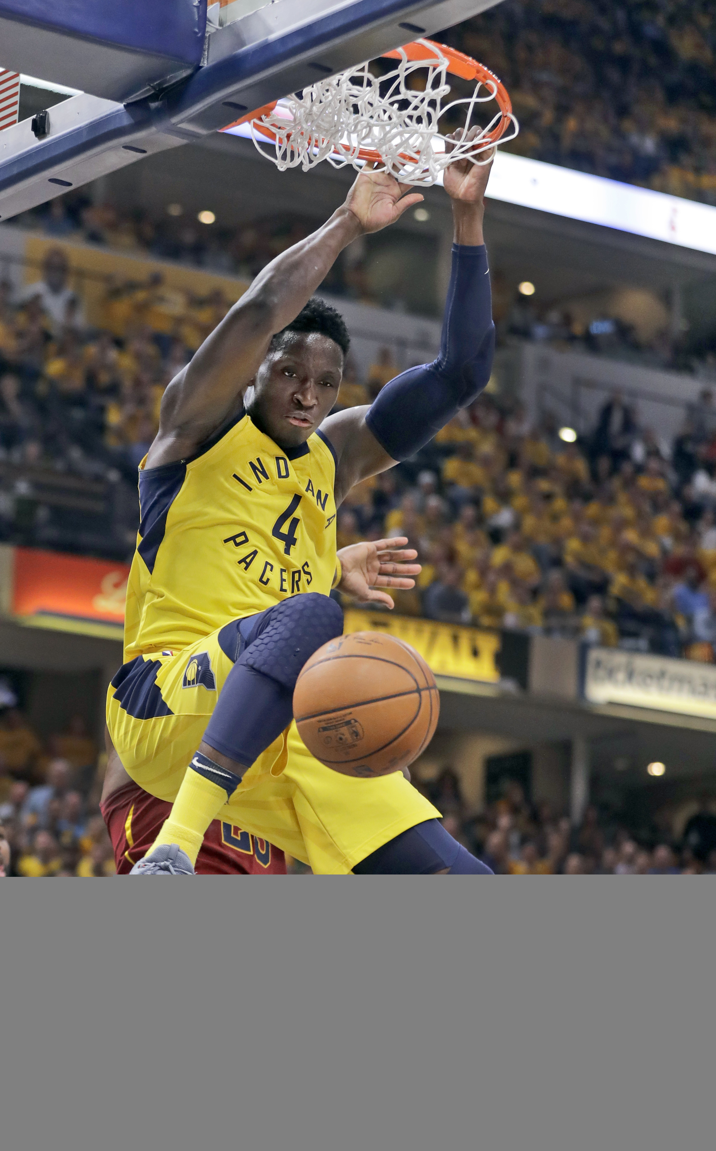 Pacers Even Series Force Game 7 By Blowing Out Cavs The