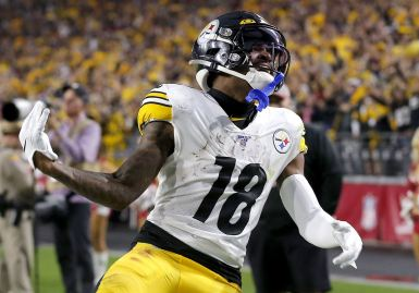 Former Rocket Diontae Johnson a perfect fit for Steelers | The Blade