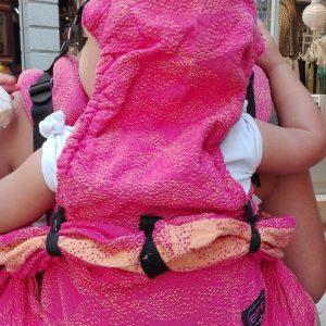 Mochilas evolutivas baby