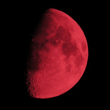 Super-Blutmond am 28.09.2015