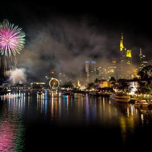 Feuerwerk by Olioptic Photography