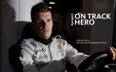 Rudy van Buren – eSports motorsport communication