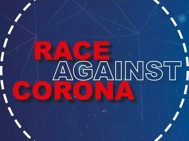 """Setup-Sheet """"Race against Corona"""""""