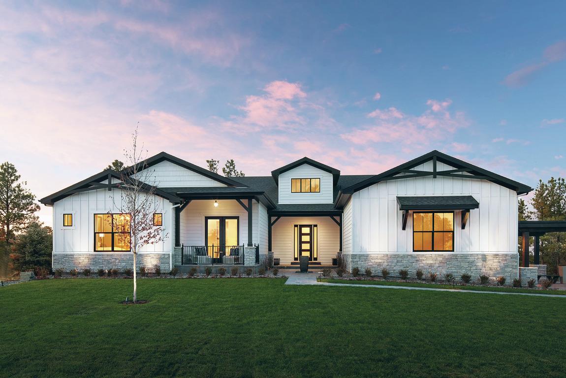 24 trendy modern farmhouse exterior