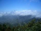tief hängende Wolken im Anaga-Gebirge auf Teneriffa