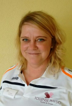 Stefanie Kruse Team Physiotherapie