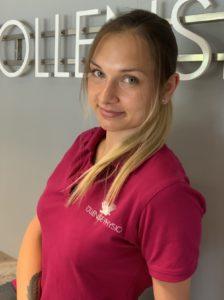 Patrycja Karkowska - Team Tollense Physio Neubrandenburg