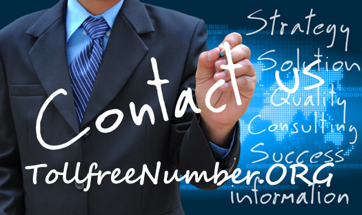 toll free contact information