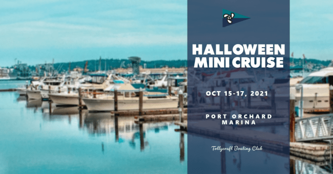 Halloween Tollyclub Mini Cruise