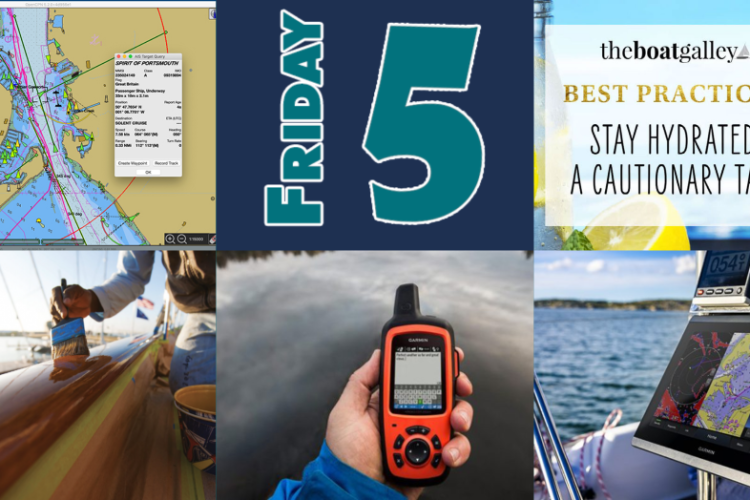 Friday Five for April 30