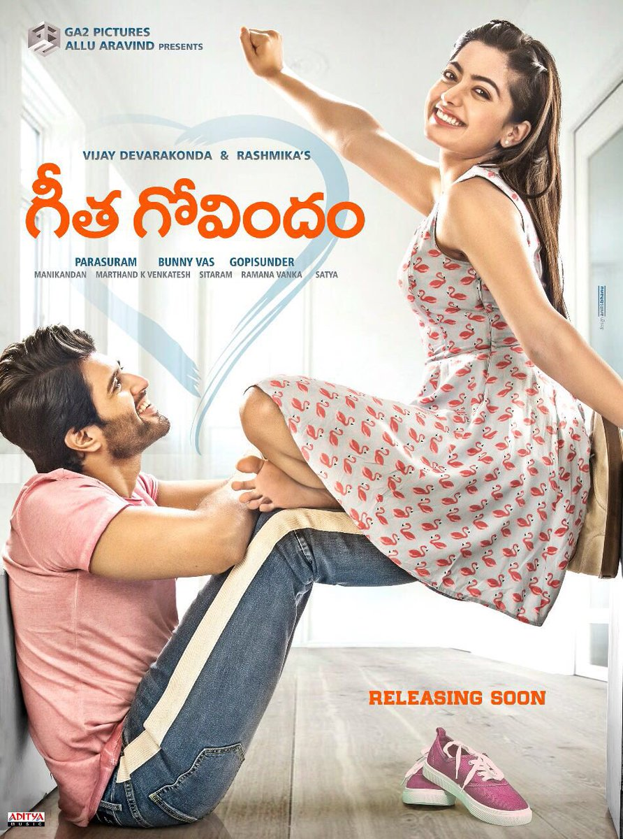 Download Geetha Govindam (2018) Hindi Dubbed Movie 480p [350MB] | 720p [1.2GB]