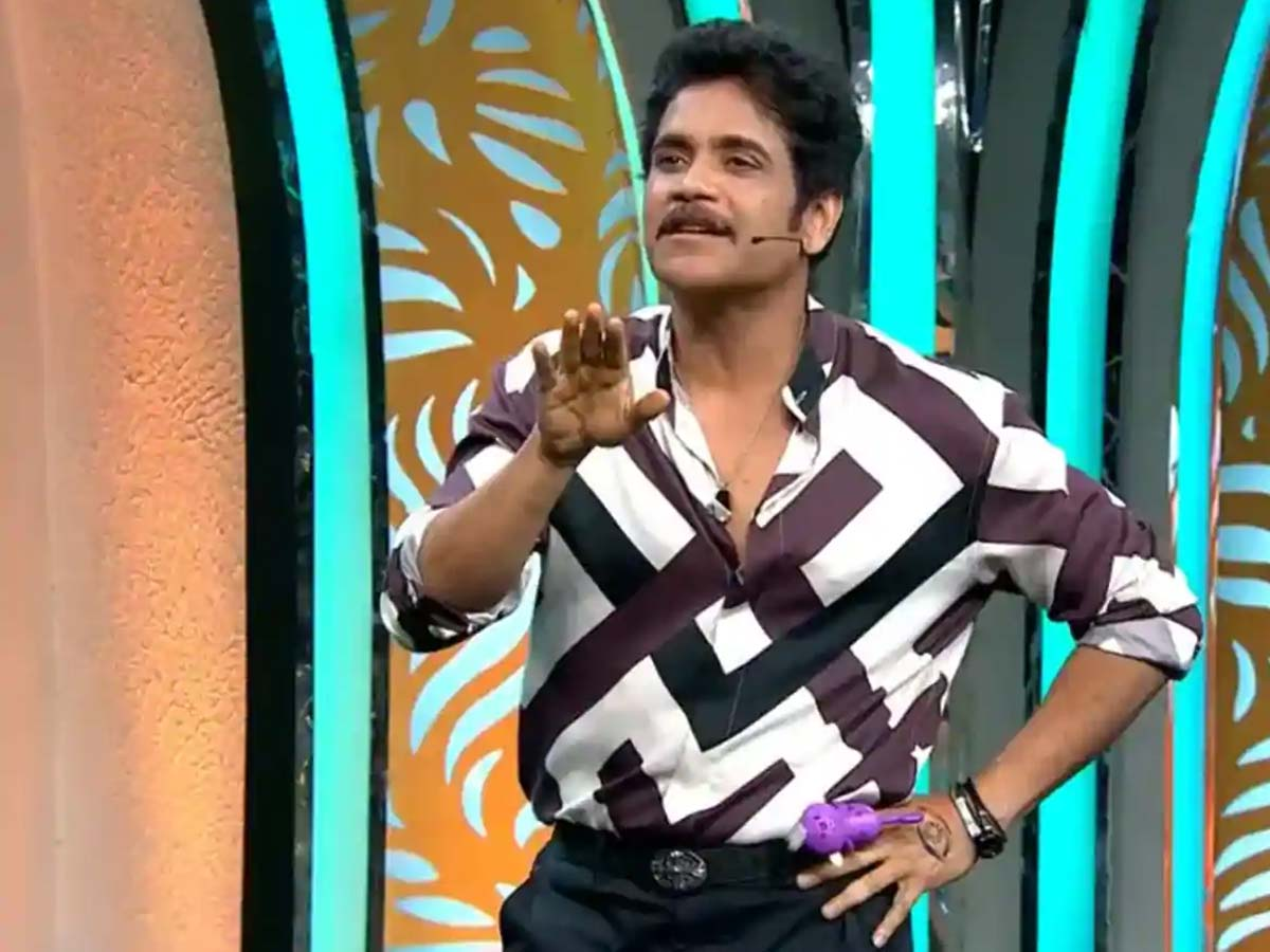 Nagarjuna not taking a break as the host for Bigg Boss