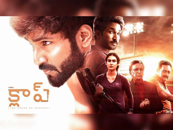 Aadhi Pinisetty Clap teaser review