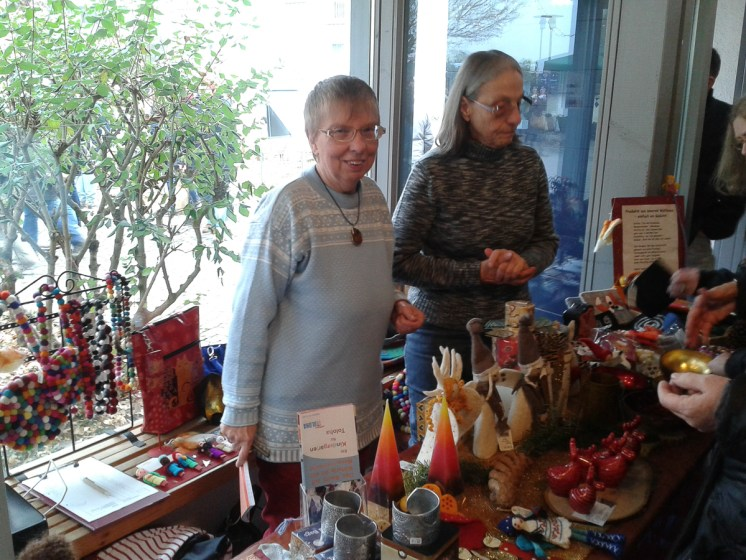 Weihnachtsmarkt im Kloster Gnadenthal