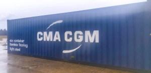 Ein Container für Toloha