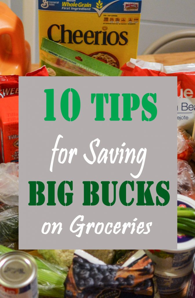 10 Ways to Save Big on Your Grocery Bill