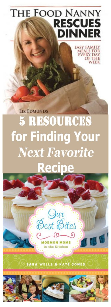 5 Resources For Finding Your Next Favorite Recipe