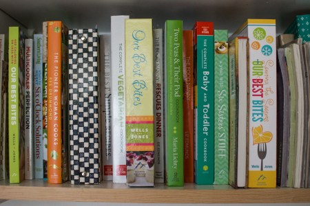 The Cook Your Shelves Challenge
