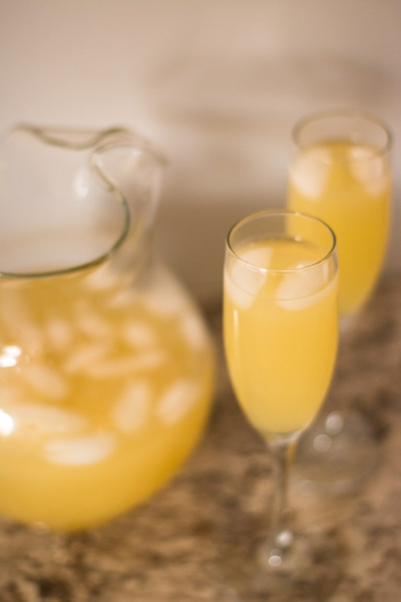 Non-Alcoholic Almond Punch