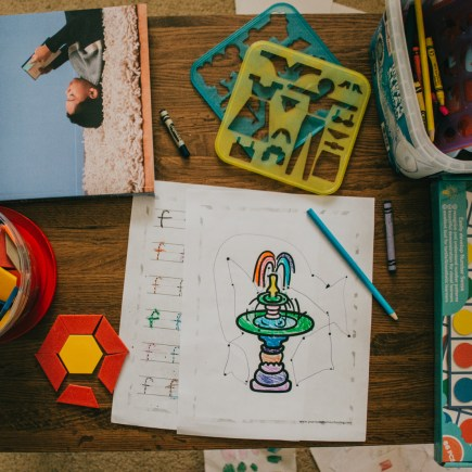 How We Started a Complete Homeschool Kit for Just $160