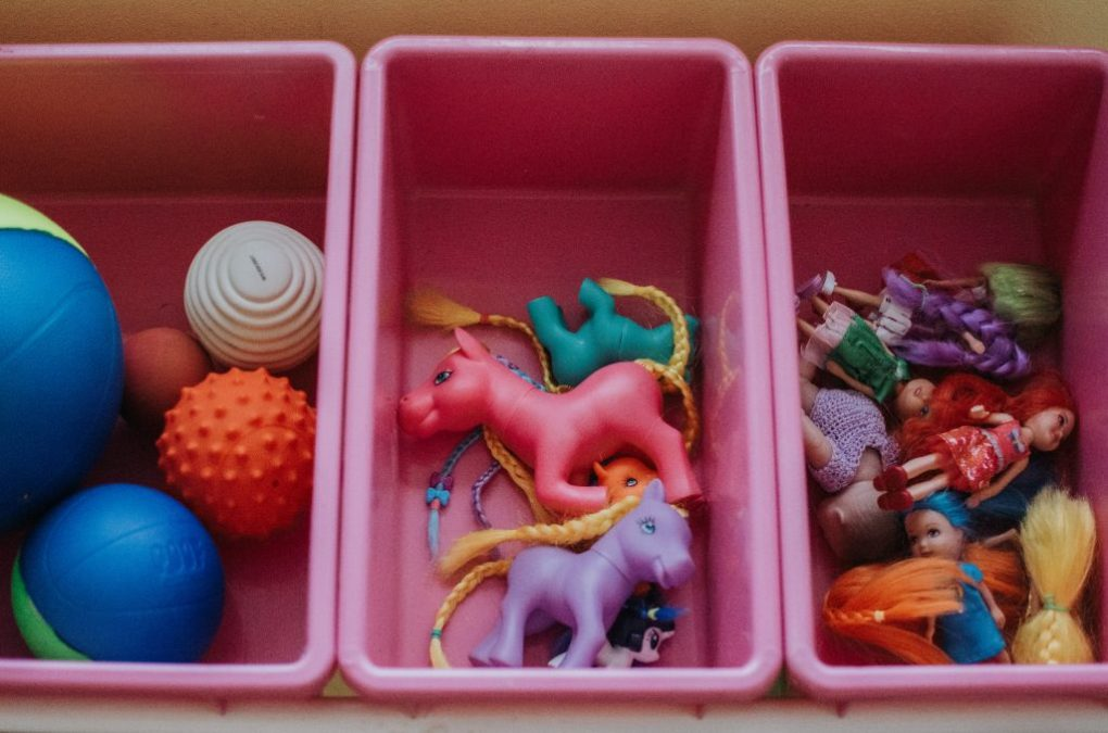 the container rule for kids' toys
