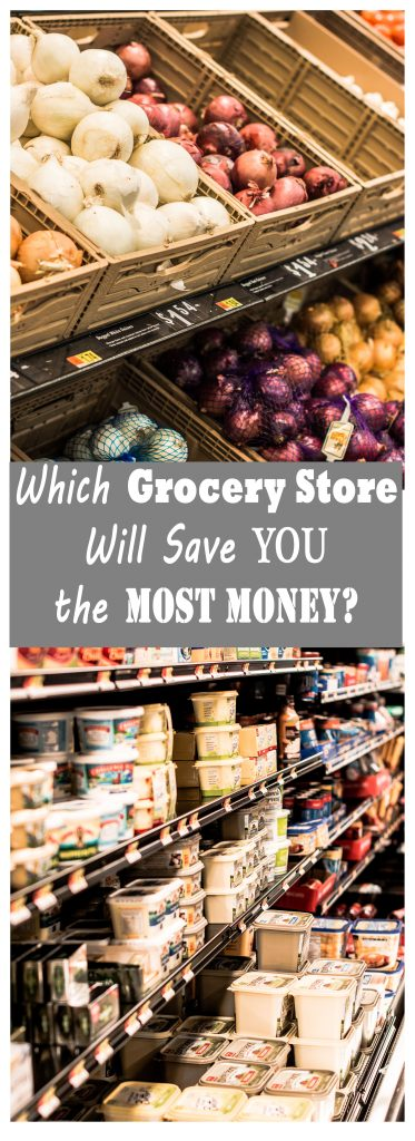 Grocery Store Face-Off: Which Store Will Save YOU the Most Money?