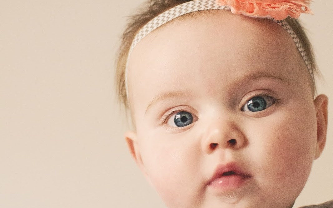 How to Take Portraits of Your Kids at Home