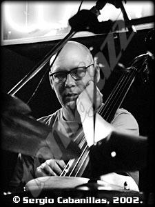 Dan Berglund © Sergio Cabanillas, 2002