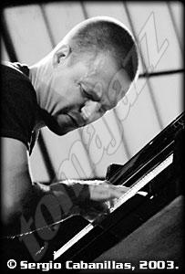 Esbjörn Svensson © Sergio Cabanillas, 2003