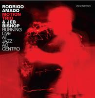 rodrigo amado burning jazz
