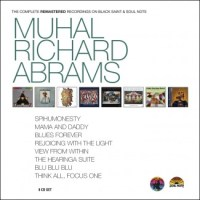 Muhal Richard Abrams The Complete Remastered Recordings On Black Saint and Soul Note (Cam Jazz, 2012)