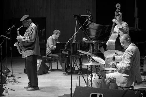 Bobby Watson, Bruce Barth, Duncan Hopkins, Stephen Keogh · Peñiscola, 2012/07/27