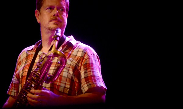 Ken Vandermark (Side A). Fotografía por Janite Lafuente