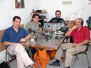 Entrevista a Chema Sáiz, fotografía de Miguel Callejo