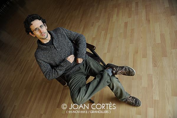 01_JOAN VIDAL (©Joan Cortès)_22nov13_Granollers