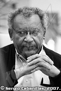 Anthony Braxton © Sergio Cabanillas, 2007