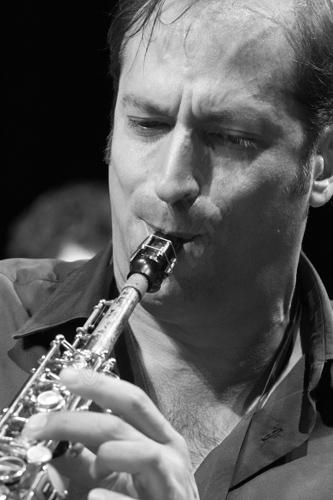 Bob Sands, Festival de Jazz de Móstoles, 2007 © Sergio Cabanillas, 2014.