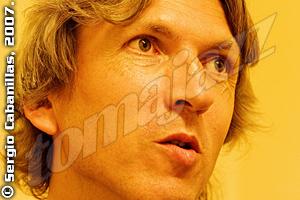 Magnus Öström © Sergio Cabanillas, 2007