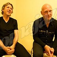 Dan Berglund & Magnus Öström: Artistry In Rhythm, by Arturo Mora and Sergio Cabanillas