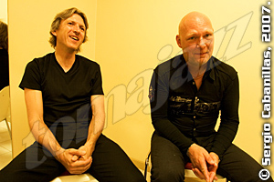 Magnus Öström & Dan Berglund © Sergio Cabanillas, 2007