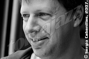 Chris Potter © Sergio Cabanillas, 2007