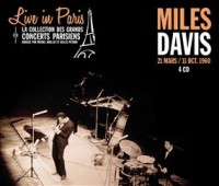 Miles Davis Live In Paris 1960